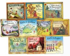James Mayhew Katie Early Readers 10  Collection Books Set Katie in London New