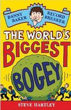 Danny Baker Record Breaker (1): The World's Biggest Bogey, New, Steve Hartley Bo