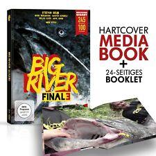 Stefan Seuß Big River Teil 3 - FINALE DVD - Welsangeln in Deutschland, Angelfilm