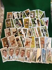 Job Lot Of Cigerette Cricket Players And Dogs ( 9)
