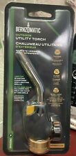 Bernzomatic Outdoor Utility Torch For Use With Propane Canisters Wt2301c
