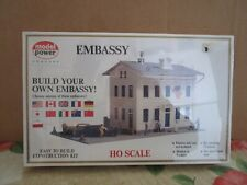 Model Power, HO, 540, Embassy Kit, Mint, Sealed in OB.