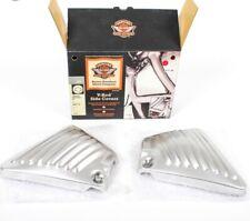 Harley-Davidson V-Rod Side Covers Louvered VROD Seitenblenden 66320-03 NEU!