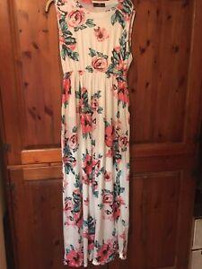 Maxi Dress XXL Isassy Floral Stretch Plus Size