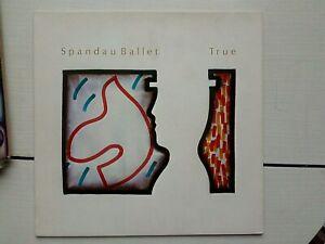 SPANDAU BALLET - True (Lp) NM / NM,  Ref 205 297 [Synth Pop]