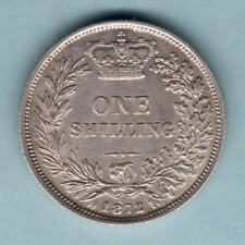 New listing Great Britain. 1872 Shilling. Die 137. aEf - Part Lustre