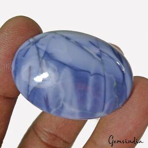 Opal 38mm/28mm Top Quality 100% Natural Blue Cabochon Designer Huge Gemstone