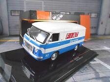 FIAT 238 Van Bus Transporter Fiat Service Rallye NEU IXO 1:43