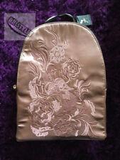 Embroidered Floral Backpacks