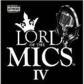 Various Artists - Lord of The Mics, Vol. 4 (Parental Advisory, 2012) New CD