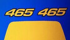YAMAHA IT465 SIDE PANEL DECALS