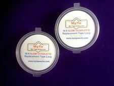 20 X KLEMT ECHOLETTE Tape Echo Loops NG, E51 all models