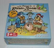 le TRESOR du PIRATE BOOM TREASURE Card Game Jouets Boom