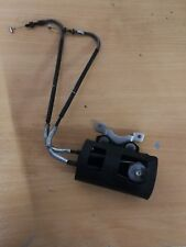 YAMAHA YZF R6 06 -07 2CO EXHAUST VALVE SERVO EXUP MOTOR & CABLES