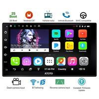 ATOTO A6Y2710S Double 2 Din Android Car Stereo Headunit Bluetooth x2/GPS/AUX