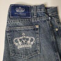 Victoria Beckham Rock & Republic Jeans Size 31 blue boot cut