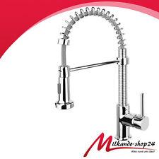 Spiralfeder Küchenarmatur Spültisch Armatur Küche Wasserhahn Spüle Gastro BDZ