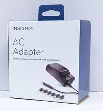 AC to DC Power Supply Charger Converter +Adapter Tips 3V 4.5V 6V 7.5V 9V 12V