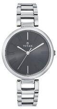 Titan Youth 2480SM02 Analog Black Dial Women's Watch