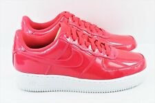 Nike Air Force 1 '07 AF1 LV8 UV Mens Size 10 Shoes Siren Red White AJ9505 600