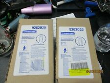 2 only Kimberly Clark 92620 Scott Continuous Air Freshener Dispenser White New