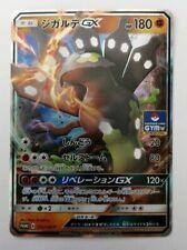 Pokemon Zygarde GX 216/SM-P Japanese Gym Promo Card 2018 MINT