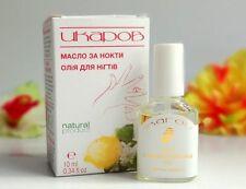Strengthening NAIL OIL Rosemary Eucalyptus Almond Citrus oils efficient action