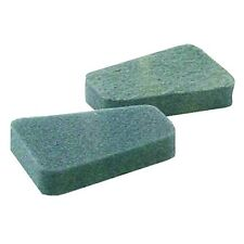 Stove Glass Cleaner TROLLULL Woodburning Stove door pads non scratch pack of 2