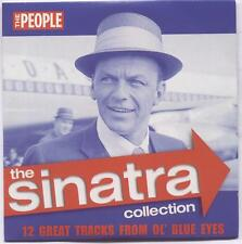 FRANK SINATRA: COLLECTION - PROMO CD ALBUM (2005) BEWITCHED, YOUNG AT HEART ETC