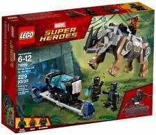 Lego Super Heroes 76099 - Black Panther Rhino alla Miniera