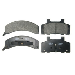 Disc Brake Pad Set-SST Front Federated MD215