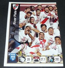 117 RIVER PLATE PART 1 ARGENTINA PANINI FOOTBALL FIFA 365 2015