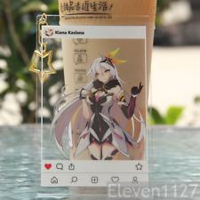 Honkai Impact 3 Kiana Kaslana Superfine Fiber Soft Beach Towel Anime 35*75CM