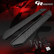 """PAIR 5.5""""STEP BAR RUNNING BOARD FOR 05-17 TOYOTA TACOMA ACCESS/EXT LEFT+RIGHT"""