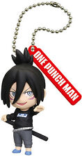 [Official] One-Punch Man Speed-o'-Sound Sonic Casual Figure Keychain Accessory