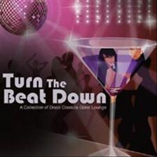 Turn the Beat Down by Various Artists (CD, Sep-2011, Water Music Records)