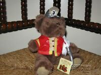 Teddy Bear Collection UK Freddy the Fireman Handmade