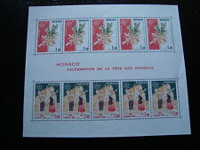 MONACO - timbre yvert et tellier bloc europa n°19 n** stamp monaco