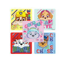20 Paw Patrol Sports STICKERS Party Favors Teacher Supplies Treat Bags Birthday