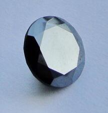 Moissanit fast  wie Diamant facettiert geschliffen 3,85 Karat        mog32