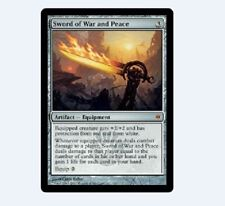 1x Sword of War and Peace NPH New Phyrexia No161 MTG NM/Unplay English MR cardX1