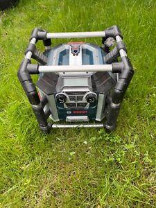 Radiolader GML 50 0601429600 von BOSCH  NP 420 Euro  ca 2 Jahre alt
