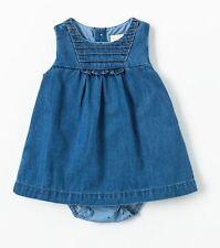 Zara Denim Clothing (0-24 Months) for Girls