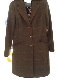 ladies joules coat size 12