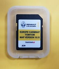LATEST RENAULT TomTom Carminat 10.15 SD CARD EUROPE and UK MAP UPDATE 2019  2020