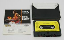 Chuck Berry - Rock Storia E Musica Import Cassette VG Cond. FAST SHIPPING
