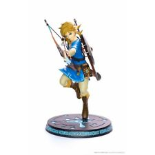 Zelda Statue Linkfigure Breath of The Wild With Base Diorama Nintendo 23cm PVC