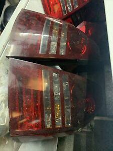 Chrysler 300c 05-07 Rear Brake Lights Light Clusters Slightly Tinted Crd Hemi Sr