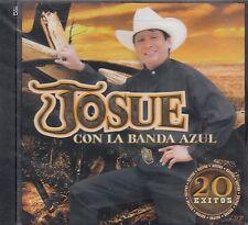 Josue Con La Banda Azul 20 Exitos CD New Nuevo sealed