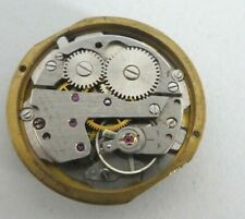 Vintage ARNEX TIME CO Watch Movement Manual winding17 JEWELS For Parts (354)